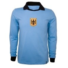 Copa Deutschland Goalie 1970's Long Sleeve Retro Shirt