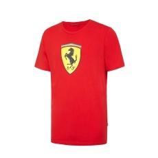 Ferrari T-Shirt Classic Rot