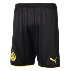 Puma Borussia Dortmund Shorts 2017/2018 Kinder Heim Schwarz