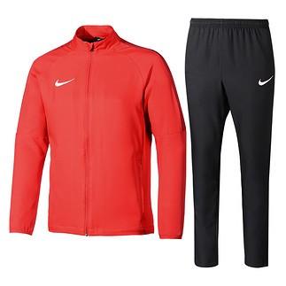 Nike Trainingsanzug Academy 18 Rot/Schwarz