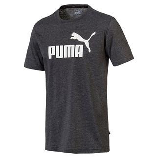 Puma T-Shirt ESS + Schwarz