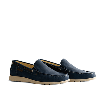 TRAVELIN OUTDOOR Slipper Seatown blau