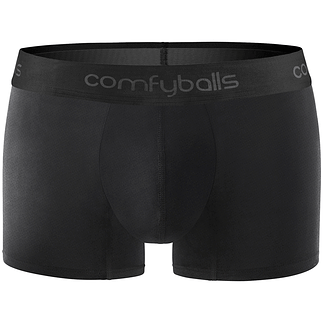 comfyballs Boxershorts Pitch Black Performance Superlight schwarz