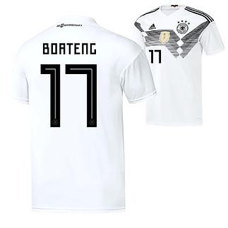 Adidas Deutschland WM 2018 DFB Trikot Heim BOATENG