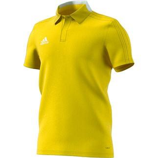 Adidas Poloshirt Condivo 18 Gelb