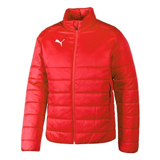 Puma Winterjacke LIGA Rot
