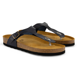 TRAVELIN OUTDOOR Sandale Calp blau