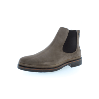 U.S. POLO ASSN. Chelsea Boot Victor Suede taupe