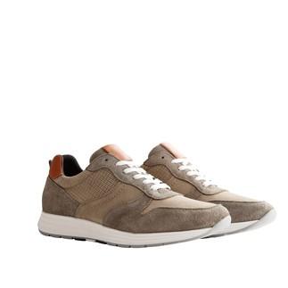 NoGRZ Sneaker M. DeLayens taupe