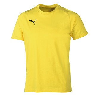 Puma T-Shirt LIGA Gelb