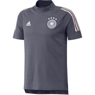 Adidas Deutschland DFB T-Shirt EM 2021 Dunkelgrau