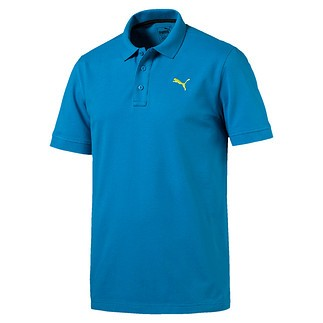 Puma Poloshirt ESS Basic Aqua
