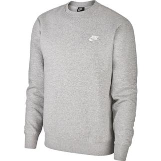 Nike Sweatshirt Club Uni Grau