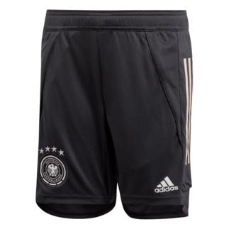 Adidas Deutschland DFB Training Shorts EM 2020 Kinder Anthrazit