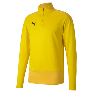 Puma Training Top 1/4 Zip GOAL 23 Gelb
