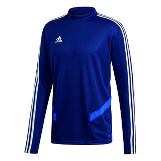 Adidas Trainingsshirt Langarm Tiro 19 Dunkelblau