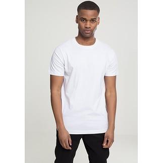 URBAN CLASSICS T-Shirt Basic Weiß