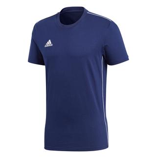 Adidas T-Shirt Core 18 Dunkelblau
