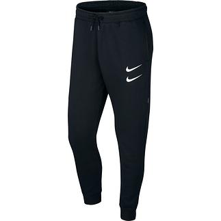 Nike Freizeithose SWOOSH Schwarz