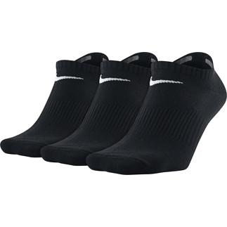 Nike Socken Sneaker 3er Pack Schwarz