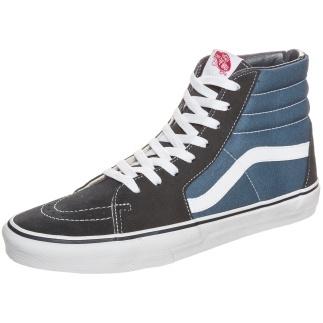 Vans Sneaker Sk8-Hi blau/weiß