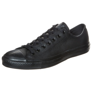 CONVERSE Sneaker Chuck Taylor All Star Core OX Leather schwarz