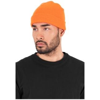 URBAN CLASSICS Beanie Heavyweight Orange