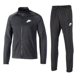 Nike Trainingsanzug Sportswear Classic Schwarz
