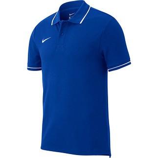 Nike Poloshirt Club 19 Blau