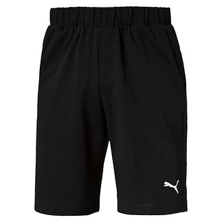 Puma Shorts ESS Sweat Schwarz
