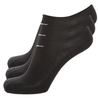 Nike Socken Value No-Show 3er Pack schwarz