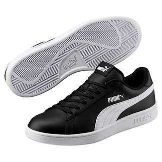 Puma Sneaker Smash Schwarz/Weiß