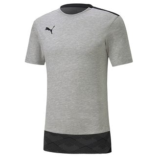 Puma T-Shirt Team FINAL 21 Grau
