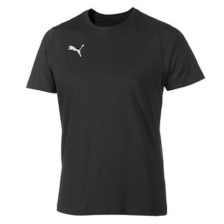 Puma T-Shirt LIGA Schwarz