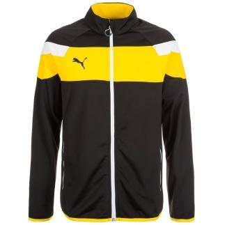 Puma Track Jacket Spirit Schwarz/Gelb