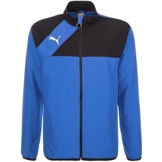 Puma Trainingsjacke Esquadra Blau/Schwarz