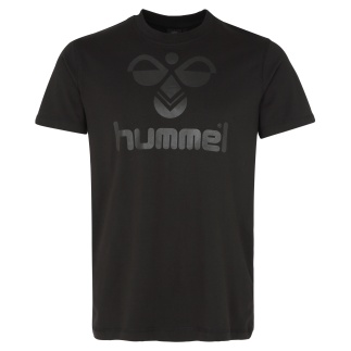 hummel T-Shirt Classic Bee Cotton schwarz