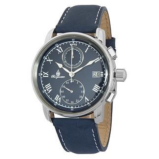 Burgmeister Herren Chronograph Graz blau