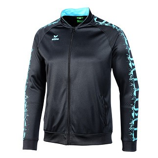 Erima Trainingsjacke GRAFFIC 5-C schwarz/blau