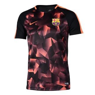 Nike FC Barcelona Shirt Football Schwarz