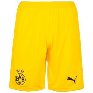 Puma Borussia Dortmund Shorts 2018/2019 gelb