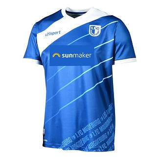 uhlsport 1. FC Magdeburg Trikot 2018/2019 Heim