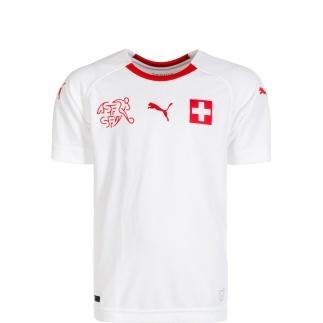 Puma Schweiz Trikot WM 2018 Kinder Auswärts