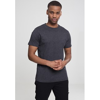 URBAN CLASSICS T-Shirt Basic Dunkelgrau