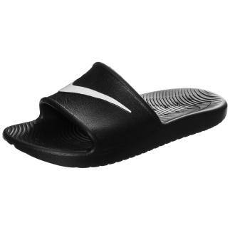 Nike Badesandale Kawa Shower schwarz/weiß