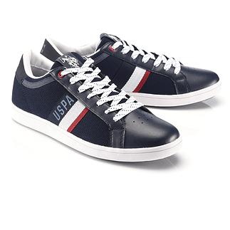 U.S. POLO ASSN. Sneaker Icon Mesh blau