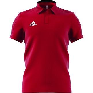 Adidas Poloshirt Condivo 18 Rot