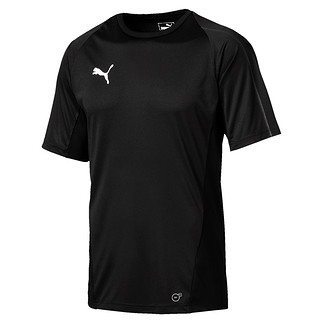 Puma T-Shirt FINAL Training Schwarz