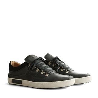 TRAVELIN OUTDOOR Sneaker Aberdeen Sport grau/schwarz