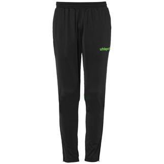 uhlsport Trainingshose Stream 22 schwarz/grün